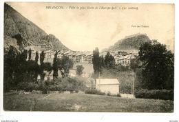 Dpt 05 Briancon Ville La Plus Elevee D Europe  1914 EV TBE - Other Municipalities