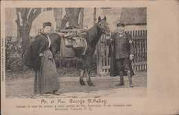 Mr Et Mme Georges O'Malley Faisant Le Tour Du Monde à Pied , Partis De San Francisco Le 20 Octobre 1897 Montreal - Montreal