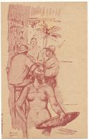 PARIS, Exposition Coloniale - Publicité Pour Le Restaurant Donogoo-Congo - Tentoonstellingen