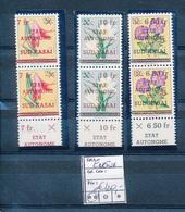 SOUTH KASAI FLOWER CURIOSITIES MNH - South-Kasaï