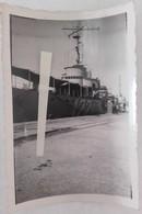 """1937 Souse Tunisie """" La Melponeme """" Escorteur No 122 De Convois Marchand Méditérranée Marine Ww2 1939 1945 Photo - War, Military"""