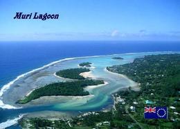 Cook Islands Muri Lagoon Aerial View New Postcard Cookinseln AK - Cook Islands
