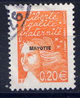 MAYOTTE  - 116° - MARIANNE DU 14 JUILLET - Mayotte (1892-2011)