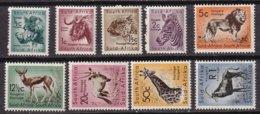 AFRIQUE DU SUD - Série Complète D'animaux Neuve LUXE - Ungebraucht
