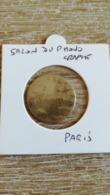 """JETON """" SALON DU PHONOGRAPHE """"   en L Etat Sur Les Photos - Otros"""