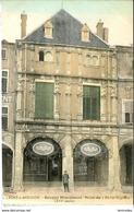 Dpt 54 Pont A Mousson Banque Nanceienne - Maison Des Sept Peches Capitaux Animee 1915 EV TBE - Autres Communes