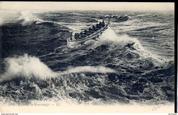 Theme Bateaux Bateau De Sauvetage No 2012 Ed LL - Warships