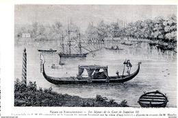 Histoire Deuxieme Empire Les Sejours A La Cour De Napoleon III Imperatrice Et Prince Imperial Sur La Piece D Eau 1863 Ed - History