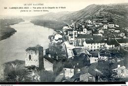 Dpt 46 Larroque Des Arcs Pres De Cahors Vue Prise Pres De La Chapelle Saint-Roch No831 - France
