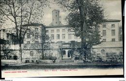 Dpt 09 Foix L Hotel De Ville No310 Ed Labouche - Other Municipalities