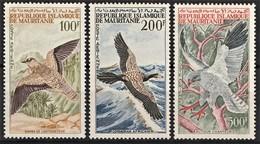1964 Mauritania Birds Set (** / MNH / UMM) - Unclassified