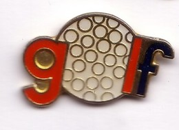 C211 Pin's GOLF Achat Immédiat - Golf