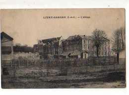 93 LIVRY GARGAN L'Abbaye - Livry Gargan