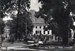CAVA DEI TIRRENI-VILLA COMUNALE-1960-VERA FOTO - Cava De' Tirreni