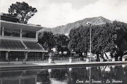 CAVA DEI TIRRENI-LA PISCINA-1960-VERA FOTO - Cava De' Tirreni