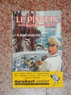 MARABOUT JUNIOR 15 - LE PINGUIN CORSAIRE FANTÔME - Marabout Junior