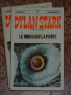 POCKET MARABOUT 34 -  DYLAN STARK - LE HIBOU SUR LA PORTE - Marabout Junior