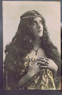 Artiste 1900 - Benavente - Carte Perlée -  Cliché Reutlinger - Teatro