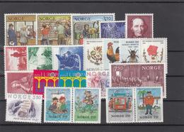 Norway 1984 - Full Year MNH ** - Volledig Jaar