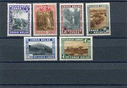 BELGIAN CONGO 1938 MNH. - 1923-44: Ungebraucht