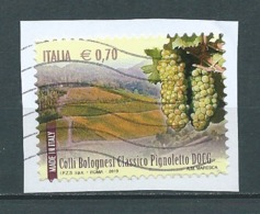 IU270   Pignoletto Colli Bolognesi DOCG  -  Usato - 6. 1946-.. Repubblica