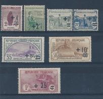 FRANCE - N° 162/68 NEUFS* AVEC CHARNIERE - 1922 - France