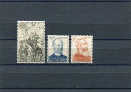 BELGIAN CONGO 1947 MNH. - 1947-60: Ungebraucht