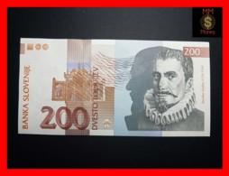 SLOVENIA 200 Tolarjev 15.1.2001 P. 15 C   UNC - Slovénie