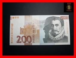 SLOVENIA 200 Tolarjev 15.1.2004 P. 15 D  UNC - Slovénie