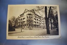 A692 Palast Hotel Vormals Carlton-Palast Hotel Bad Nauheim - Bad Nauheim