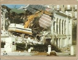 44  LA  BAULE     DEMOLITION  DU  CASINO  LE  28  09  1987 - La Baule-Escoublac
