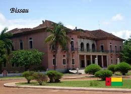 Guinea-Bissau Presidential Palace New Postcard - Guinea-Bissau
