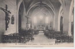 CPA Parentis-en-Born - Intérieur De L'église - Autres Communes