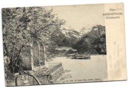 Vierwaldstättersee - Tellskapelle - UR Uri