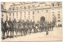 Paris - Garde Républicaine - Reprise Des Lieutenants D'infanterie - Arrondissement: 04