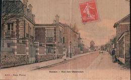 Sceaux Rue Des Chesneaux (1907) - Sceaux