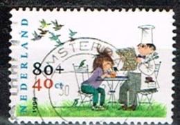PAYS-BAS /Oblitérés/Used/ 1999 - Au Profit De L'Enfance - Period 1980-... (Beatrix)