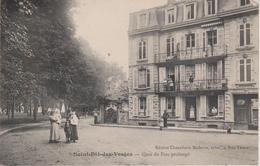 88 - SAINT DIE - QUAI DU PARC PROLONGE - Saint Die