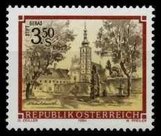 ÖSTERREICH 1984 Nr 1768 Postfrisch S2E3696 - 1945-.... 2. Republik