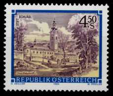 ÖSTERREICH 1984 Nr 1776 Postfrisch S2E36BE - 1945-.... 2ª República
