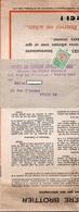 """Bande Pour Journaux Fermée - Avec Son Journal """"Courrier Des Orphelins Apprentis D'AUTEUIL"""" 1964 N°4 - Préoblitéré YT 123 - Journaux"""