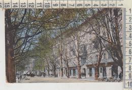 CROATIE- FIUME- RIEKA-VIALE FRANCESCO DEAK-ULICA FRANJO DEAK  1915 - Kroatien