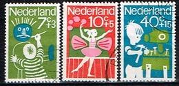 PAYS-BAS /Oblitérés/Used/ 1964 - Au Profit Des Oeuvres De Bienfaisance - Used Stamps