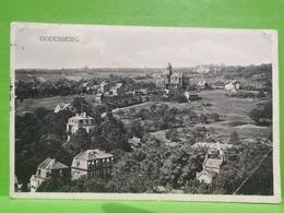 Ak, Godesberg. Oblitéré WW1 Luxembourg Censure - Bonn