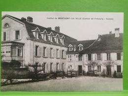 Institut De Montagny-la-ville Fribourg - FR Fribourg