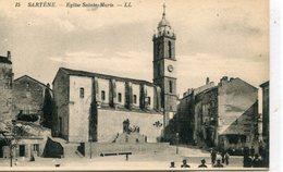 -2A- CORSE  -   SARTENE  -  Eglise Sainte-Marie - Sartene