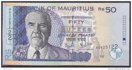 MAURICE      BILLET    50RS   2006 - Maurice