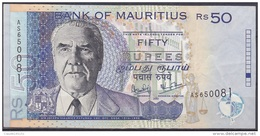 MAURICE      BILLET    50RS   2003 - Maurice