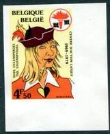13179502 Belgium 19790224 Action Laïque Uilenspiegel ND N°544 Cob1923 - Ongetande