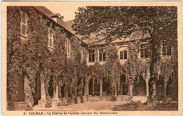 5KT 46 CPA - COLMAR - LA CLOITRE DE L'ANCIEN COUVENT DES DOMINICIANS - Colmar